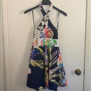 Marciano Skater Halter Top Dress in Size 2